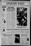 Spartan Daily, April 22, 2005