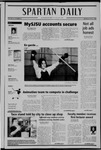 Spartan Daily, May 5, 2005 by San Jose State University, School of Journalism and Mass Communications
