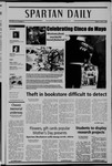 Spartan Daily, May 6, 2005 by San Jose State University, School of Journalism and Mass Communications