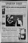 Spartan Daily, May 10, 2005