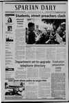 Spartan Daily, May 11, 2005 by San Jose State University, School of Journalism and Mass Communications