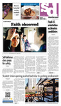 Spartan Daily February 23, 2012 by San Jose State University, School of Journalism and Mass Communications