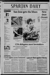 Spartan Daily, May 16, 2005