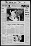 Spartan Daily, August 30, 2005