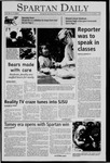 Spartan Daily, September 7, 2005