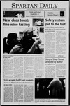 Spartan Daily, September 8, 2005