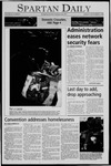 Spartan Daily, September 12, 2005