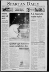 Spartan Daily, September 13, 2005