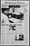 Spartan Daily, September 14, 2005