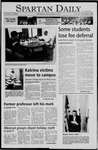 Spartan Daily, September 15, 2005 by San Jose State University, School of Journalism and Mass Communications