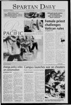 Spartan Daily, September 20, 2005