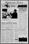 Spartan Daily, September 26, 2005