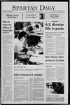 Spartan Daily, September 27, 2005