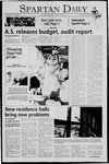 Spartan Daily, September 28, 2005
