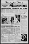 Spartan Daily, September 29, 2005 by San Jose State University, School of Journalism and Mass Communications
