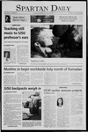 Spartan Daily, October 4, 2005