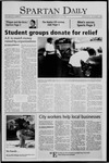 Spartan Daily, October 5, 2005