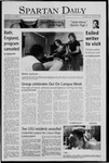 Spartan Daily, October 11, 2005