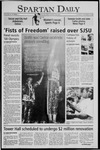 Spartan Daily, October 18, 2005