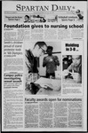 Spartan Daily, October 19, 2005