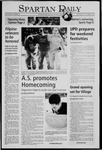 Spartan Daily, October 20, 2005