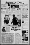 Spartan Daily, October 26, 2005