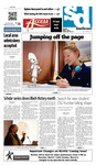 Spartan Daily March 1, 2012 by San Jose State University, School of Journalism and Mass Communications