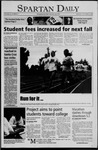 Spartan Daily, October 31, 2005 by San Jose State University, School of Journalism and Mass Communications