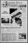 Spartan Daily, November 3, 2005 by San Jose State University, School of Journalism and Mass Communications