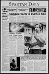 Spartan Daily, November 7, 2005 by San Jose State University, School of Journalism and Mass Communications