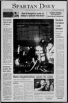 Spartan Daily, November 8, 2005