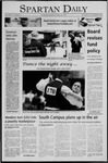 Spartan Daily, November 10, 2005 by San Jose State University, School of Journalism and Mass Communications