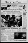Spartan Daily, November 14, 2005 by San Jose State University, School of Journalism and Mass Communications