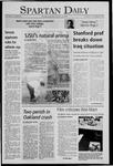 Spartan Daily, November 15, 2005