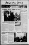 Spartan Daily, November 17, 2005 by San Jose State University, School of Journalism and Mass Communications