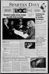 Spartan Daily, November 21, 2005