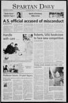 Spartan Daily, November 29, 2005 by San Jose State University, School of Journalism and Mass Communications