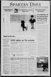 Spartan Daily, November 30, 2005 by San Jose State University, School of Journalism and Mass Communications