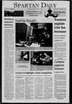 Spartan Daily, December 1, 2005 by San Jose State University, School of Journalism and Mass Communications