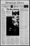 Spartan Daily, December 5, 2005 by San Jose State University, School of Journalism and Mass Communications