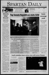 Spartan Daily, February 21, 2006 by San Jose State University, School of Journalism and Mass Communications