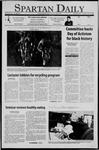 Spartan Daily, February 22, 2006