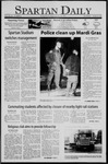 Spartan Daily, March 2, 2006