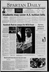 Spartan Daily, April 10, 2006 by San Jose State University, School of Journalism and Mass Communications