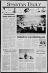 Spartan Daily, April 24, 2006 by San Jose State University, School of Journalism and Mass Communications
