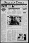Spartan Daily, April 26, 2006