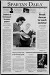 Spartan Daily, May 9, 2006