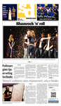 Spartan Daily March 19, 2012 by San Jose State University, School of Journalism and Mass Communications