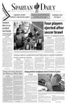 Spartan Daily, August 29, 2006