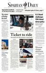 Spartan Daily, September 7, 2006